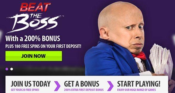 bgo beat the boss bonus