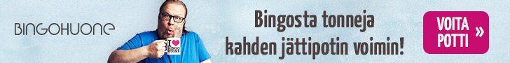 bingohuone tonneja