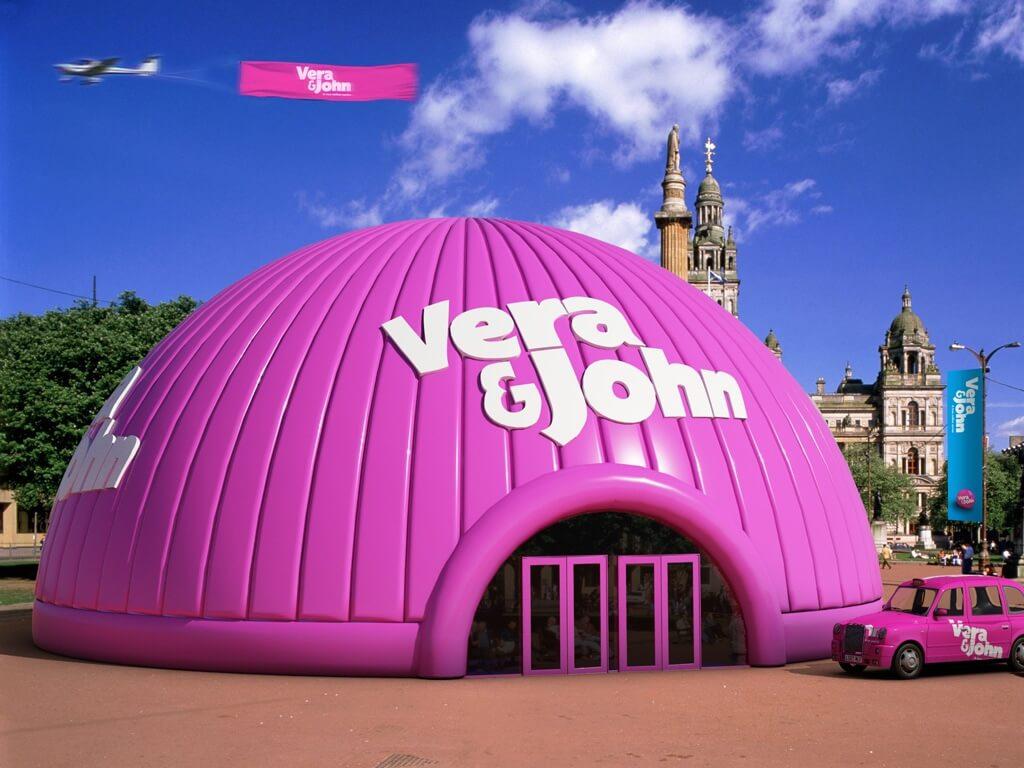 Vera&John Casino arvostelu, kasinobonus, ja Vera&John kokemuksia
