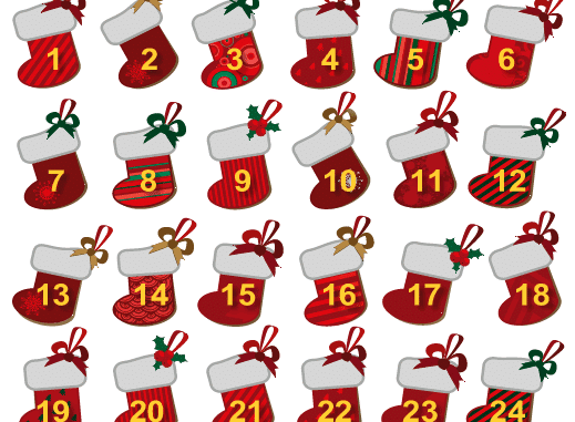 nettikasinoiden-joulukalenterit