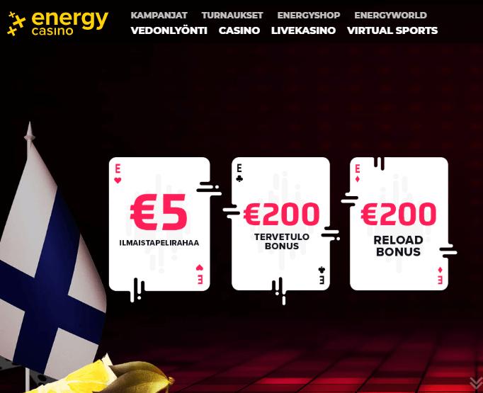 energycasino bonus