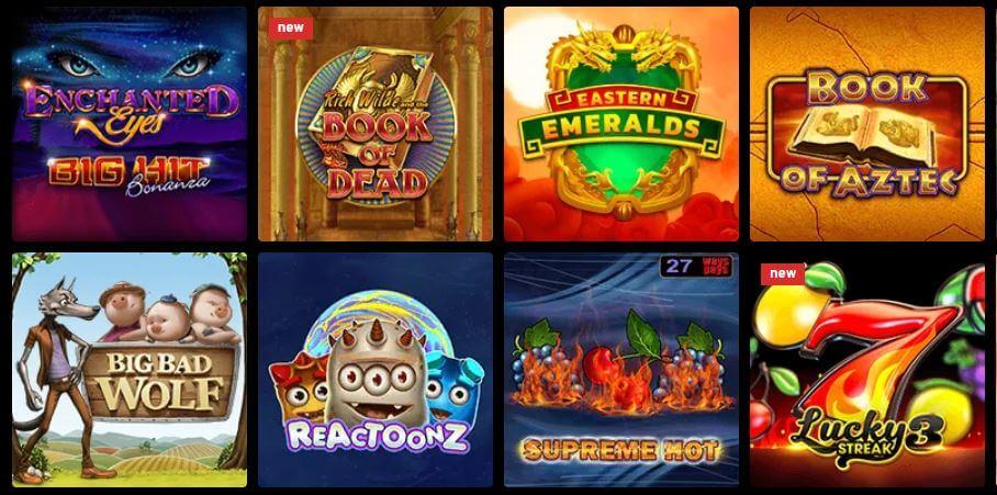N1 Casino ilmaiskierrokset